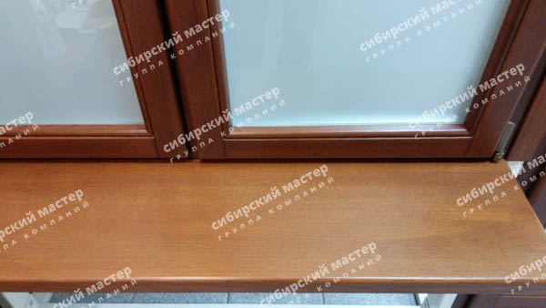 деревянные подоконники