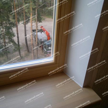деревянные окна воронеж