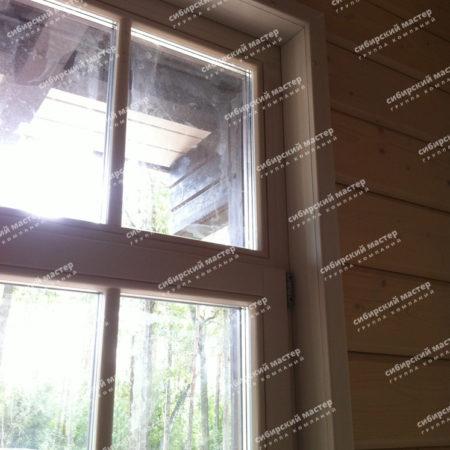 воронеж, деревянные окна