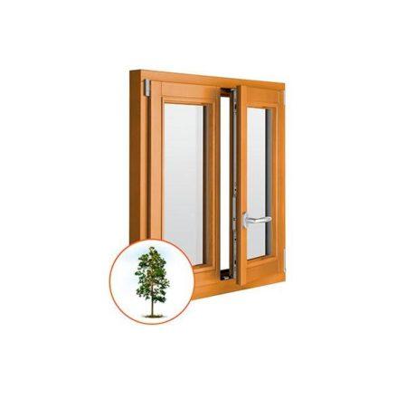 деревянные окна из сосны на заказ