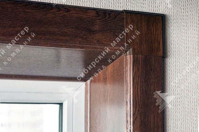 деревянные откосы цена