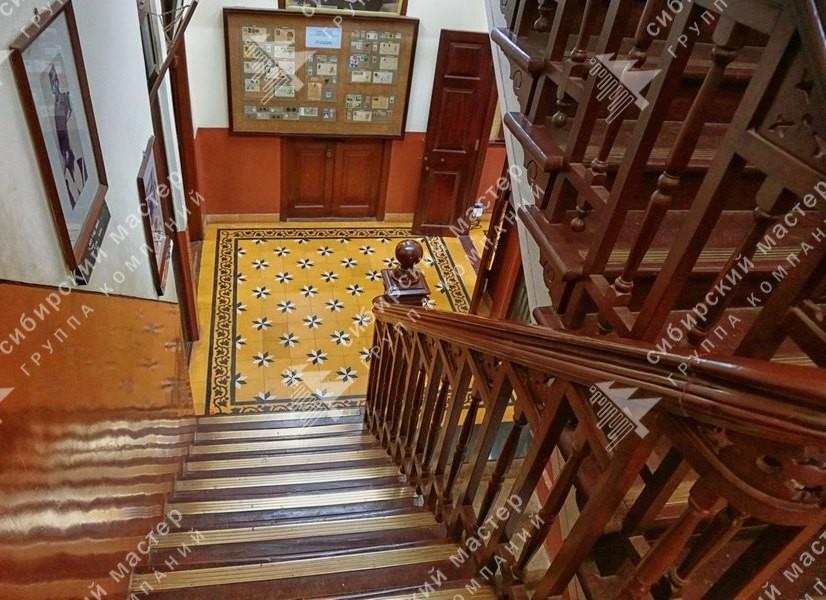 деревянные лестницы купить