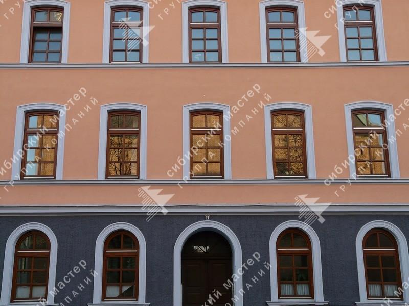 деревянные окна цены